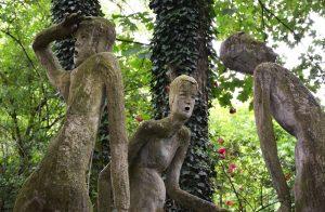 Skulpturengarten, Billerbeck, Münsterland, Kunst, Mechthild, Ammann