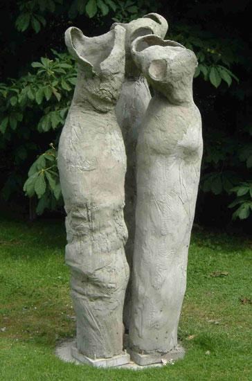 Skulpturengarten Billerbeck, Münsterland, Mechthild Ammann